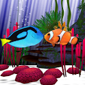 Aqualand+ 3D Fish aquarium icon