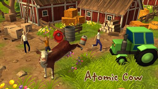 Atomic Cow Simulator 3D+