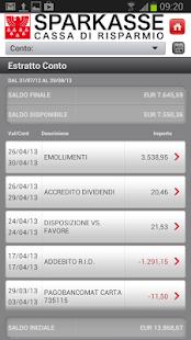 Cassa di Risparmio di Bolzano - screenshot thumbnail