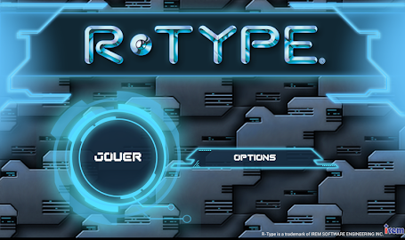 R-TYPE Screenshot 1