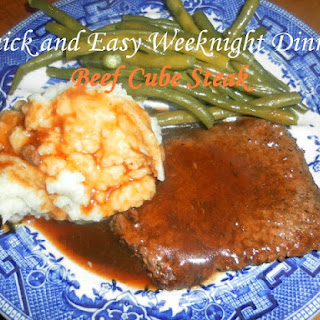 Beef Cube Steak Recipes.