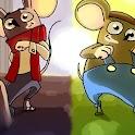 Mysz z miasta i mysz ze wsi icon