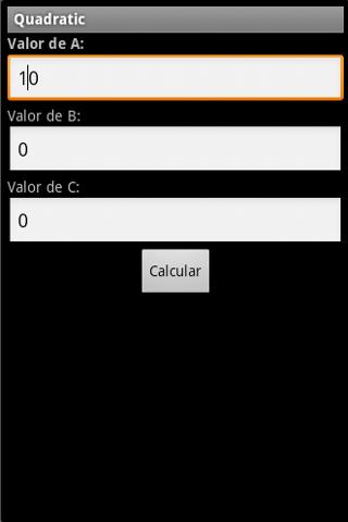 Quadratic - Português - screenshot