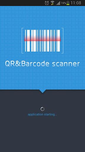 QR バーコードスキャナー