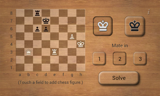 Chess Problem Solver