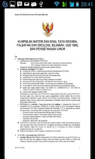 Download Soal Soal Cpns Dan Jawaban For Pc
