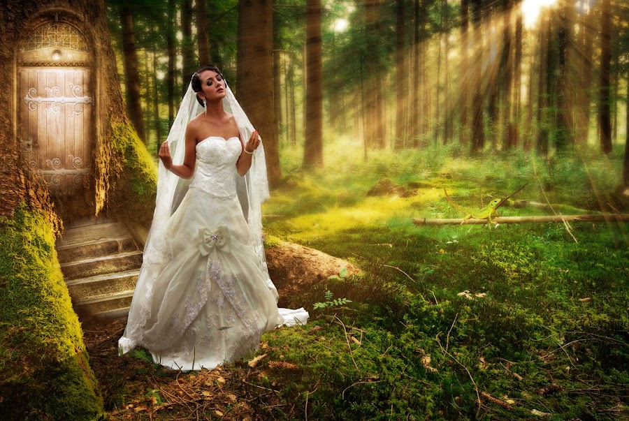 waiting..... by Afandi Nugroho - Wedding Bride ( nature, wedding, beautiful, digital wedding photography, landscape, women, , renewal, green, trees, forests, natural, scenic, relaxing, meditation, the mood factory, mood, emotions, jade, revive, inspirational, earthly )