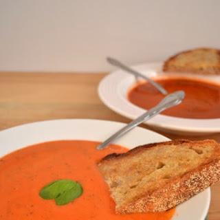 Simple Tomato Soup.
