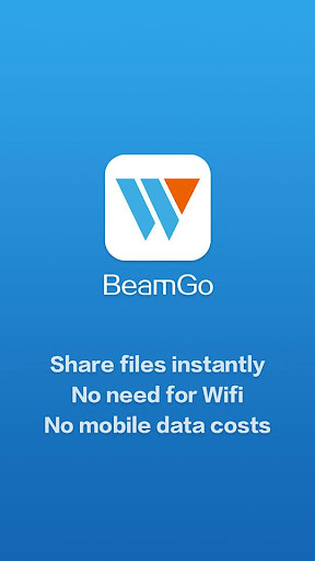 BeamGo -- Share files on Mars