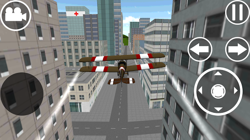 City Plane Flight Sim Premium