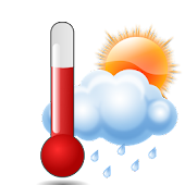 Forecast Thermometer
