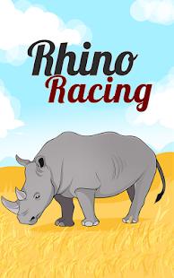 Rhino-Race-Game 1