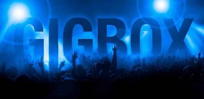 Gigbox Pro - не пропустите не один концерт
