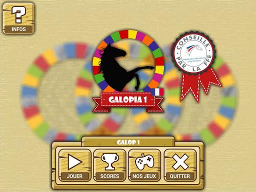 【免費運動App】Galopia - Galop 5-APP點子