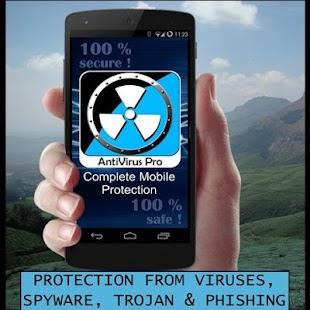 antivirus android phones 2015 - screenshot thumbnail
