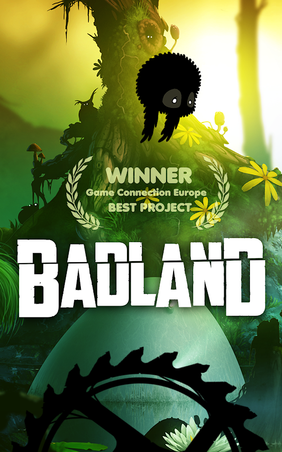 BADLAND - screenshot