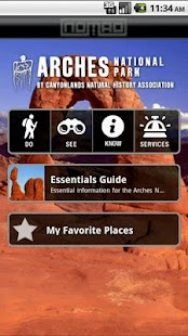 Arches National Park - screenshot thumbnail