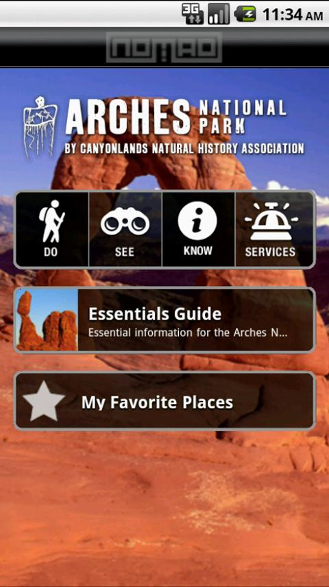 Arches National Park - screenshot