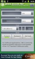 Screenshot of Hobby Model Scaler