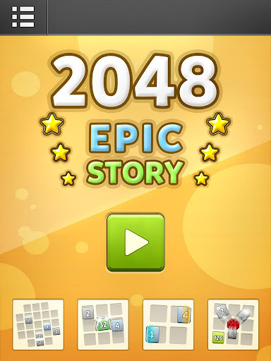 2048 Epic Story- Number Puzzle