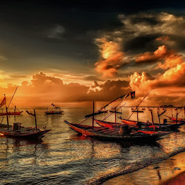 dawn by Sam Hidayat - Instagram & Mobile Android