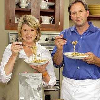 Spelt Pasta with Chanterelles