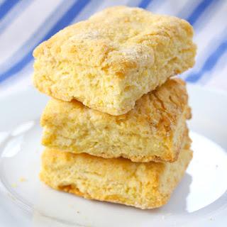 Cornmeal Buttermilk Biscuits