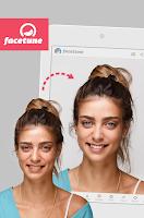 Screenshot of Facetune