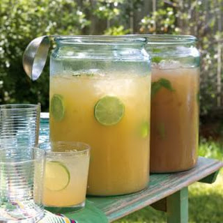 Guava-Lime Cooler.