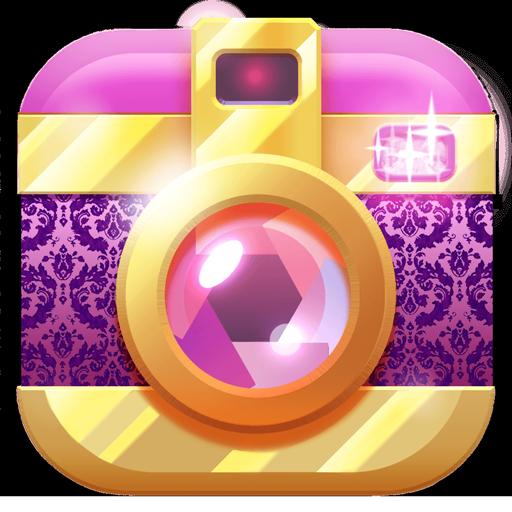 豪华 照片编辑-有趣 相框 照片特效 攝影 App LOGO-硬是要APP