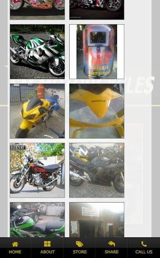 【免費商業App】S M Motorcycles-APP點子