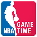 NBA Game Time 2012-13 logo