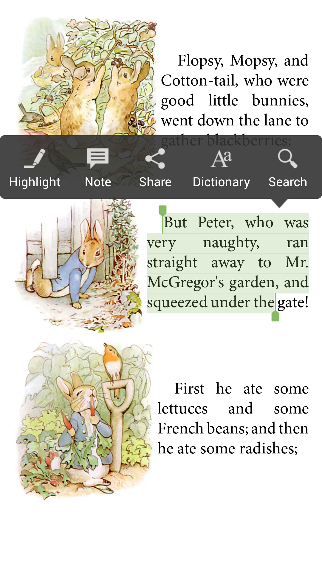 Aldiko Book Reader Premium screenshot #6