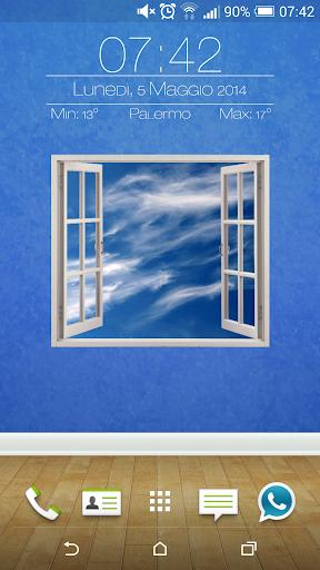 Window Zooper Widget