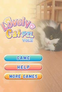 Lovely Cat Puz Vol.2- screenshot thumbnail