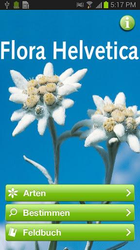 Flora Helvetica Light Deutsch