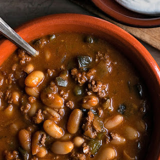 Lamb-and-White-Bean Chili