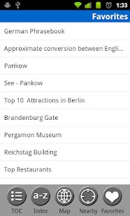 Berlin, Germany - Travel Guide- screenshot thumbnail