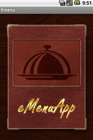 eMenuApp Demo Заказ доставки