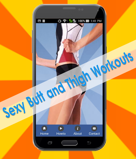Sexy Butt and Thigh Workouts