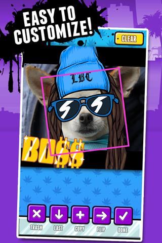 Snoop Lion's Snoopify! - screenshot