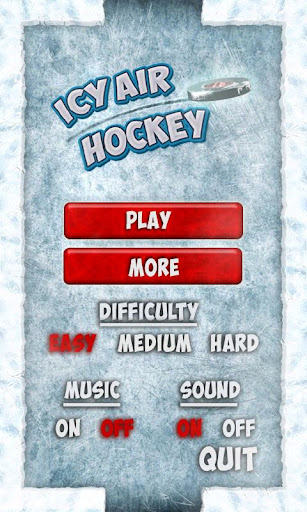 Icy Air Hockey Free