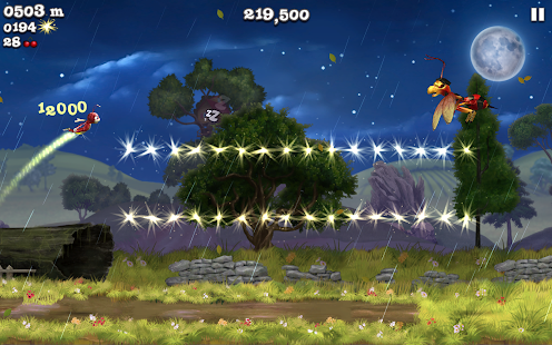 Firefly Runner Screenshot 11