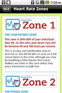 Heart Rate Zones- screenshot thumbnail