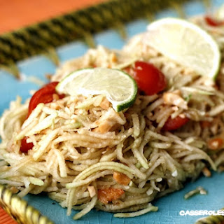 """Som Tam"" Green Papaya Salad"
