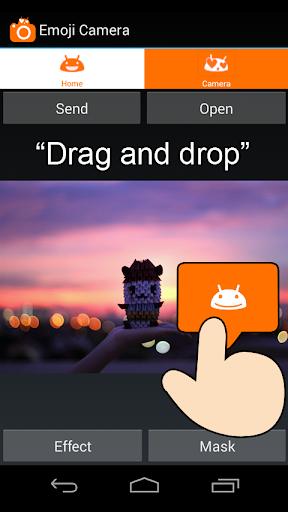 Emoji Sticker Camera