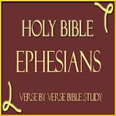 BIBLE: EPHESIANS, STUDY APP
