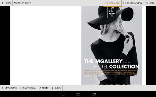 【免費旅遊App】MGALLERY HOTEL GUIDE-APP點子