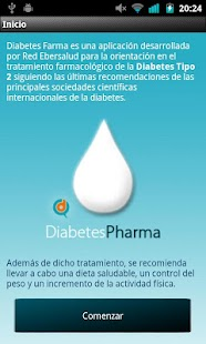Diabetes Pharma Lite- screenshot thumbnail
