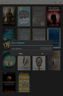 Kindle- screenshot thumbnail